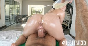 Lubed Violet Starr in Lubed Up 24