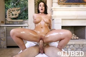 Angela White in Backdoor Play 18