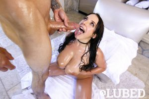 Angela White in Backdoor Play 27